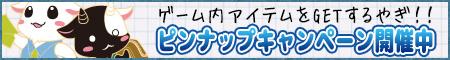 【OMC】ピンナップキャンペーン